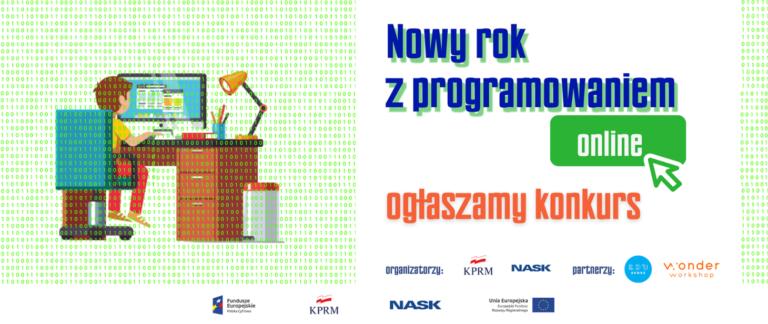 Nowy Rok z programowaniem online